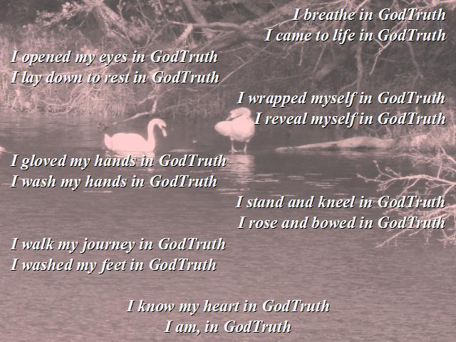 In GodTruth poster